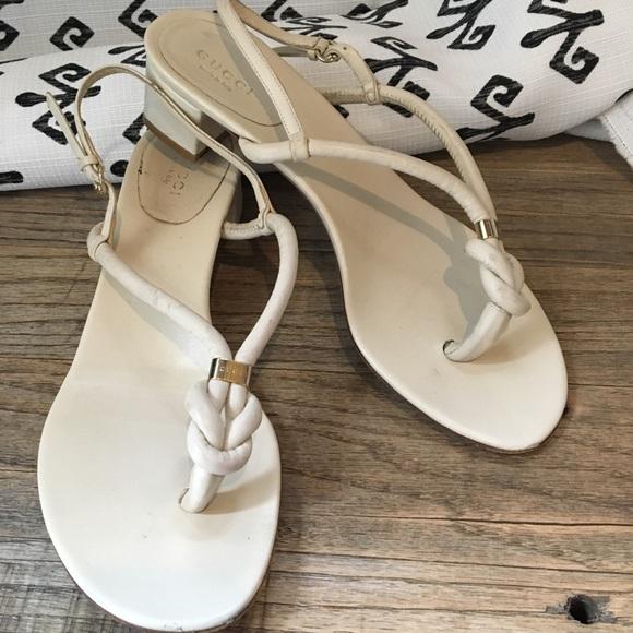 Gucci Thong Sandals | Poshmark